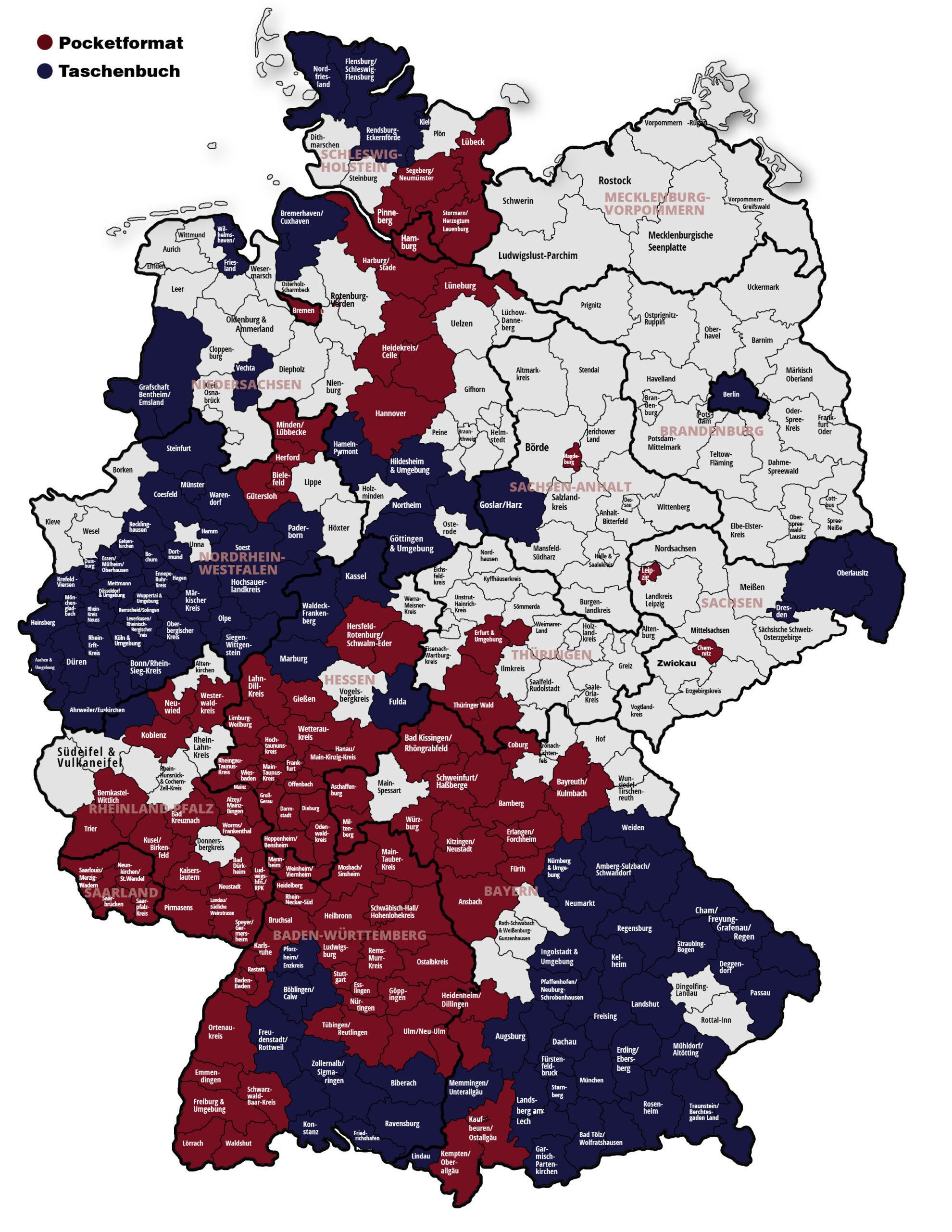 Gutscheinbuch - Schlemmerblock Gebiet